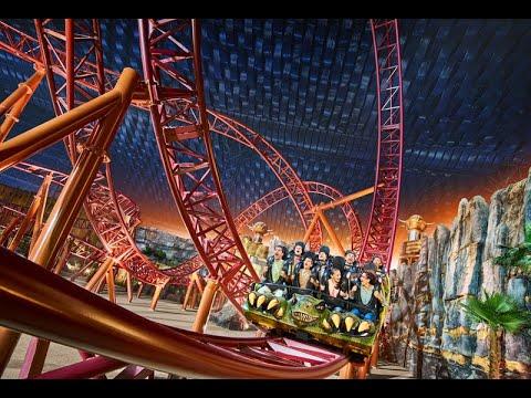 Img Worlds of Adventure – Dubai Theme Parks/Парк аттракционов IMG Worlds of Adventure в Дубае