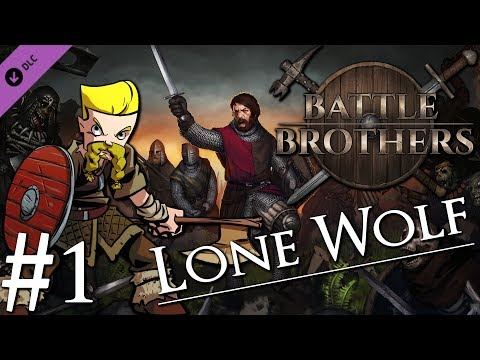 Battle Brothers | Warriors Of The North | Lone Wolf Part 1 | Lone Hedge Knight