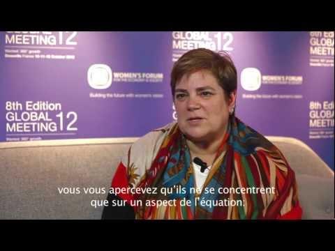 Women's Forum - CEO Champions - Kathryn Hall