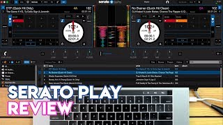 Serato Play Review & Tutorial - Use Serato DJ WITHOUT A Controller! - DJ Tips