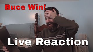 WILD FINISH! - My reaction in the final mins of the Bucs vs Browns game - Quick Thoughts