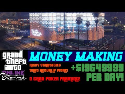 GTA Online Casino - Fastest Way to Make Money Guide
