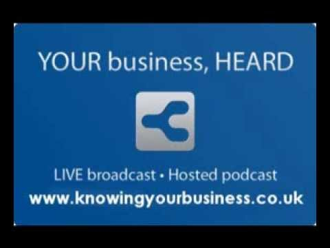 Knowing Your Business Radio Show trailer