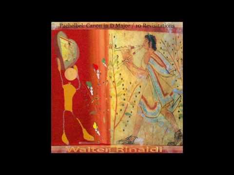 Walter Rinaldi - Canon in D for Cello and Piano