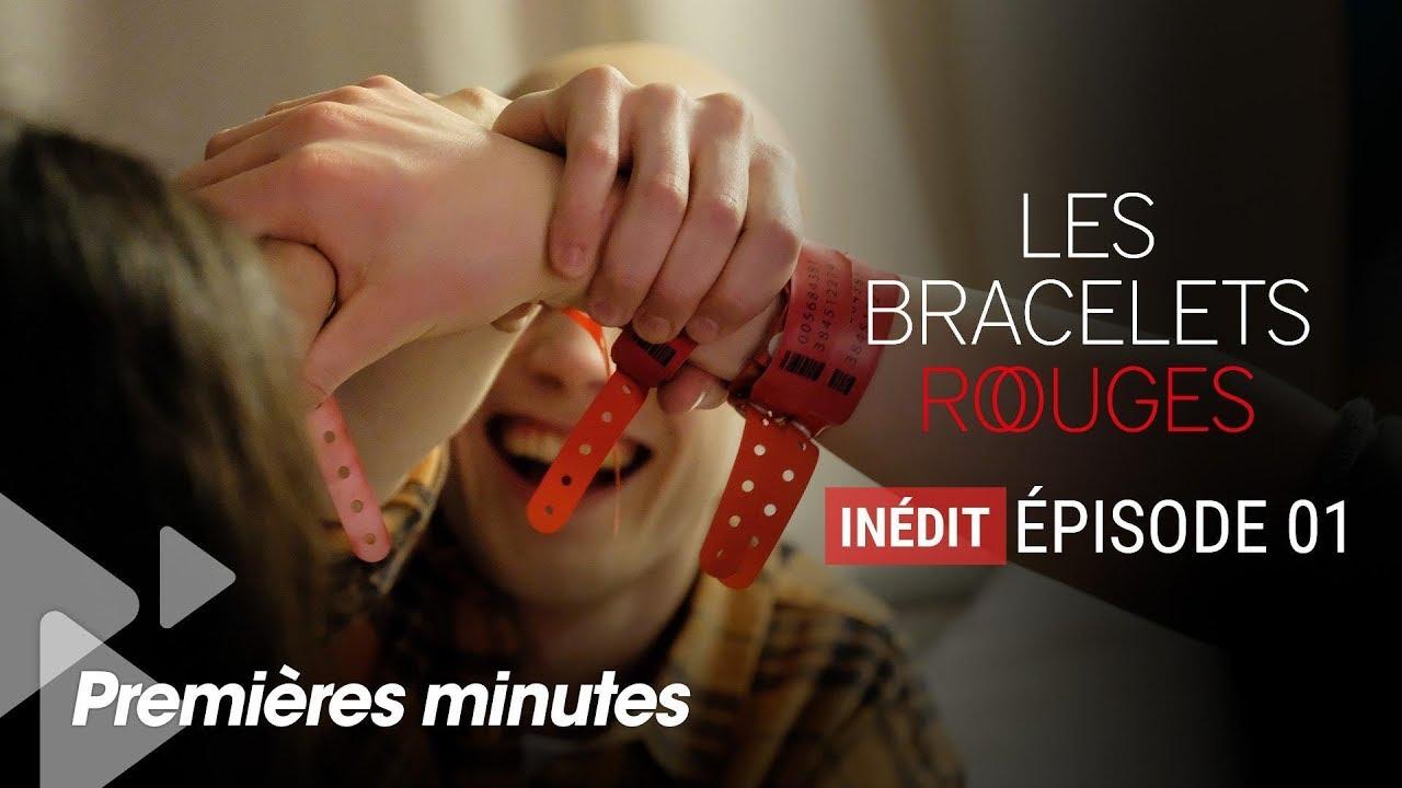 les clients d'abord vraiment à l'aise authentique Les Bracelets Rouges : les premières minutes en exclu de la nouvelle série  TF1