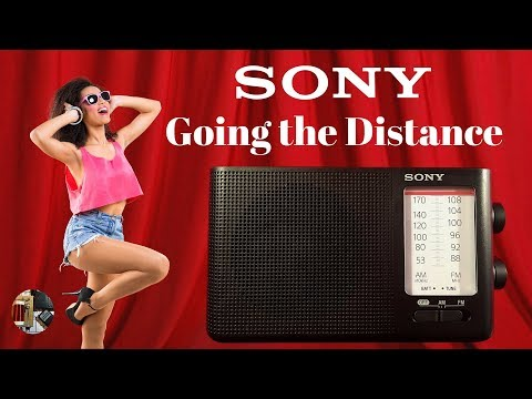 Sony ICF-19 AM FM Portable Radio Review