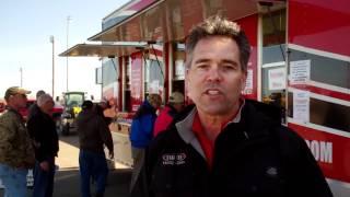 Video still for Scott Steffes, CEO of Steffes Auctions