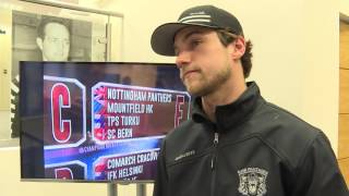 Steve Lee reviews the Panthers CHL Draw