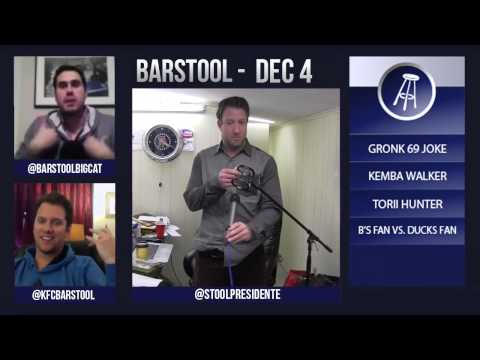 Barstool Rundown - December 4