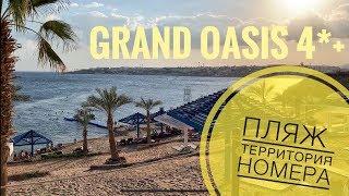 Grand Oasis Resort 4*+ Новинка 2019 года! Обновлённый отель , обзор пляжа, территории, номеров.