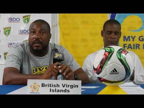 BVIFA announces teams to go to U17 Boys CONCACAF and Womens Tournament