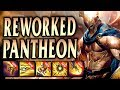 NEW REWORKED PANTHEON IS GOD-LIKE! Detailed Rework Breakdown & Guide - League of Legends S9