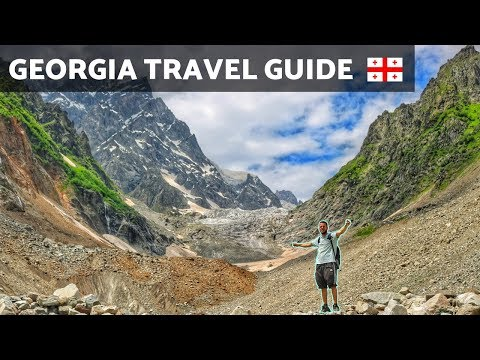 14 THINGS TO DO IN GEORGIA (Country) Travel Guide