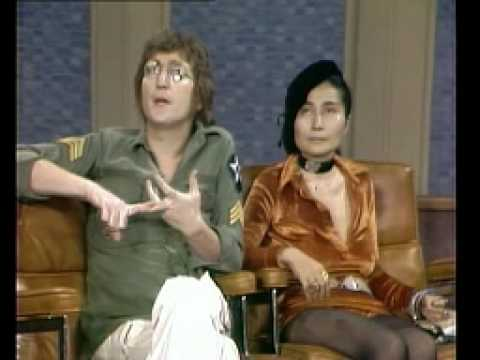 John Lennon- On Revolution & Native Americans