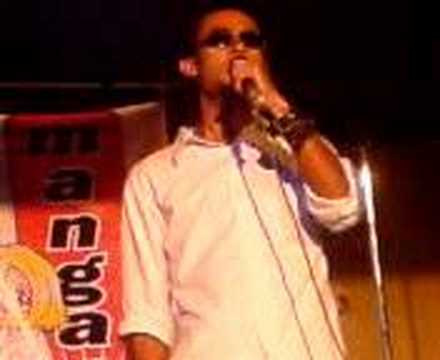 [Cartago Anime Fest 2008] Karaoke Masculino 01 [Via Celular]