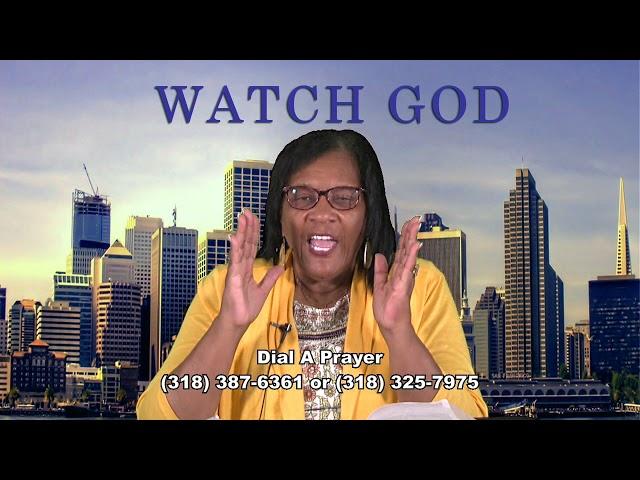 WATCH GOD 8 15