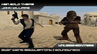 Star Wars: Battlefront II Soundtrack - Han Solo Theme
