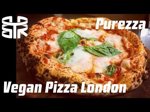 Purezza London Does Vegan Pizza Taste Better Youtube