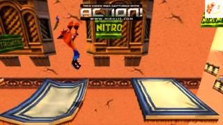Crash Bandicoot 3 - Gema Amarilla