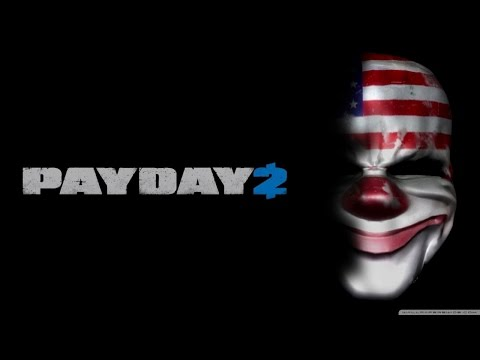 "Payday 2 - Firestarter - Death Wish - ""It's Getting Hot in Here"" - ""Wasteful"""
