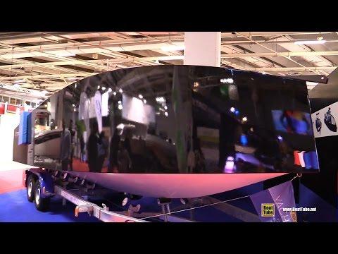 2017 LH Boats 700 Motor boat