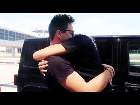 saying goodbye... (long distance relationship)