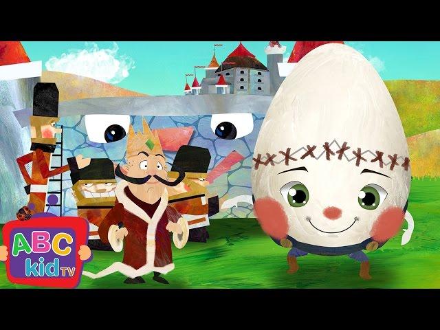 Humpty Dumpty (2D) | CoCoMelon Nursery Rhymes & Kids Songs