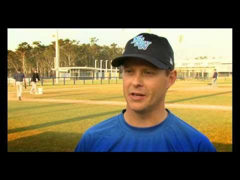 Australian Baseball League launch