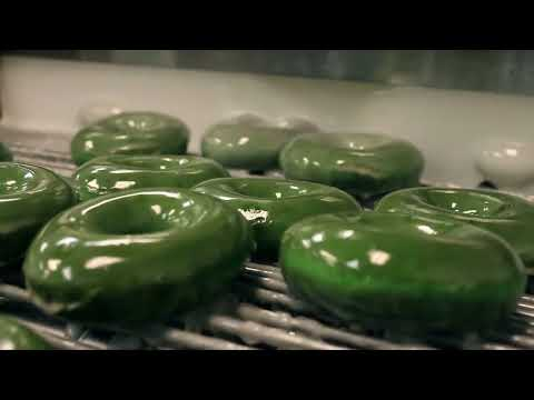 Catfish - Yummy- Here Come The Green Donuts Again!