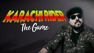 Karachi Rider The Game | The Idiotz | Funny Sketch