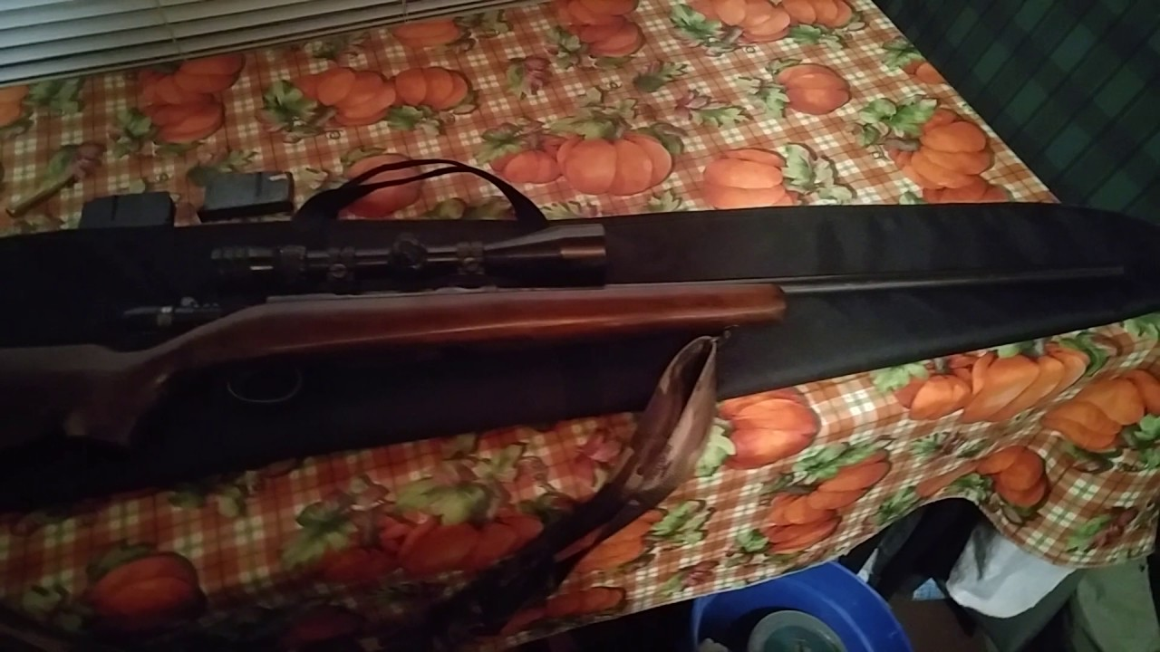 Remington bolt action a rare left handed 788 in 308