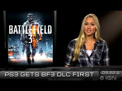 Battlefield 3 Bonus & Dark Souls Details - IGN Daily Fix 09.22.11