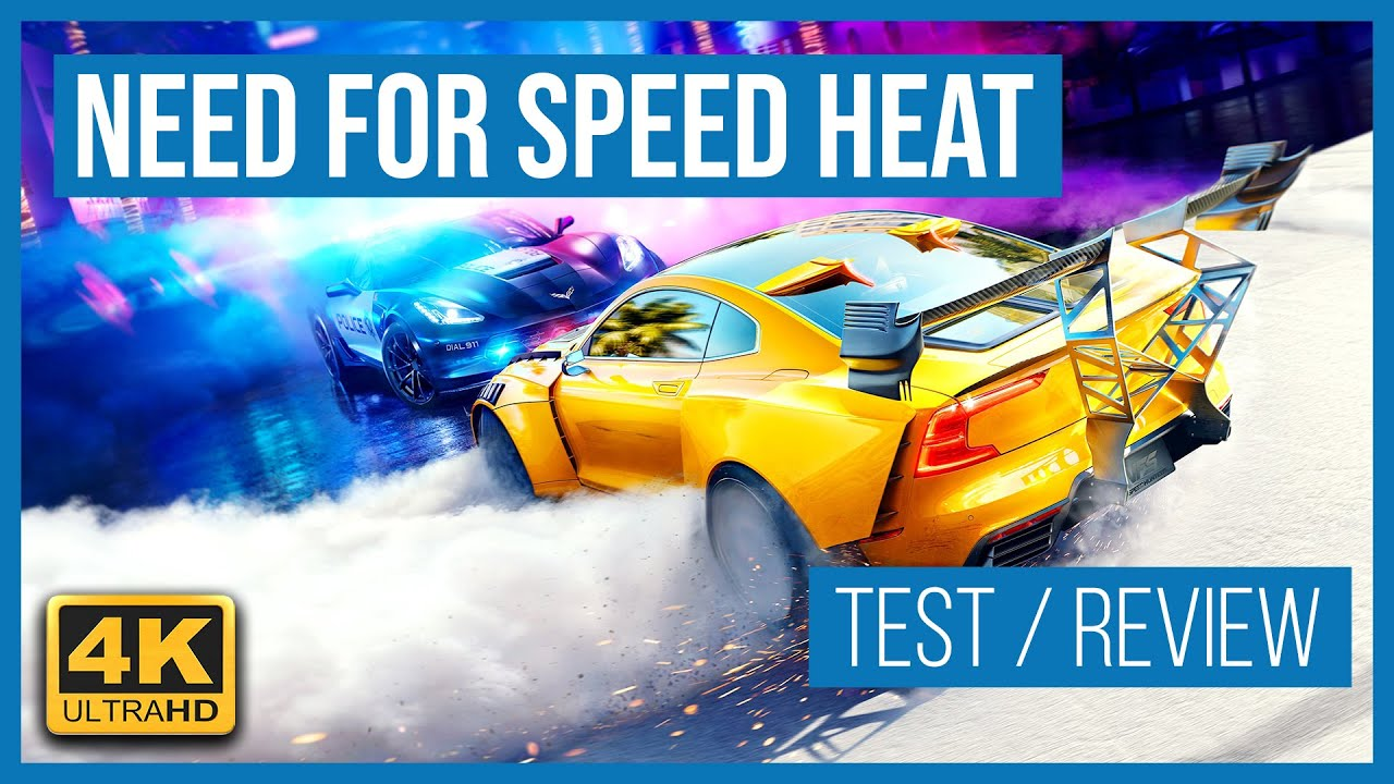 Leider GEIL: Need for Speed Heat im TEST / Review | 4K / UHD