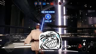 Star Wars Battlefront 2 Obi Wan Vs General Grievous