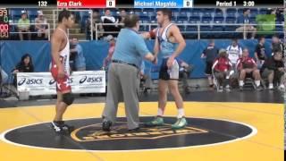 132 Ezra Clark vs. Michael Magaldo