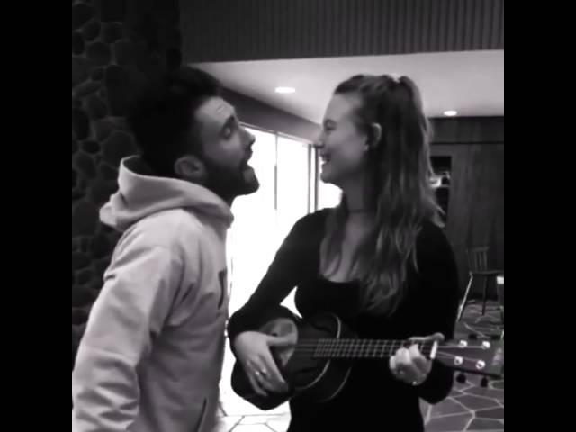 ADAM + BEHATI SINGING