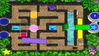 Игра Барби: Спасение животных. Играем с черепашками