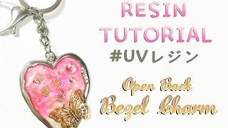 Resin Tutorial ✧ Open Back Bezel [UV レジン]