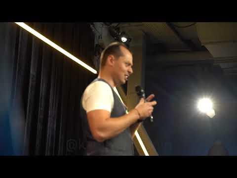 Backstage. Кто здесь комик? Алексей Стахович, Роман Косицын и Алексей Щербаков
