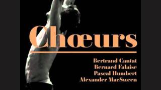 Bertrand Cantat - Bury me now