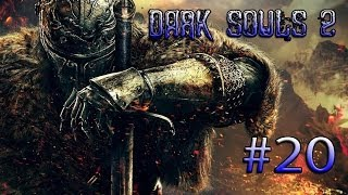 Dark Souls 2 Knight Gameplay/Walkthrough #20 - The Forgotten Doors Location (PC)