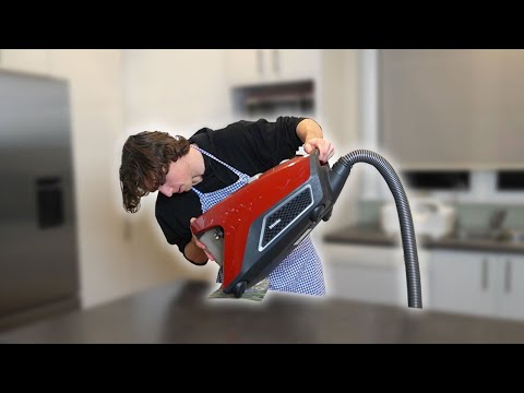 Cooking With Cleaning Appliances