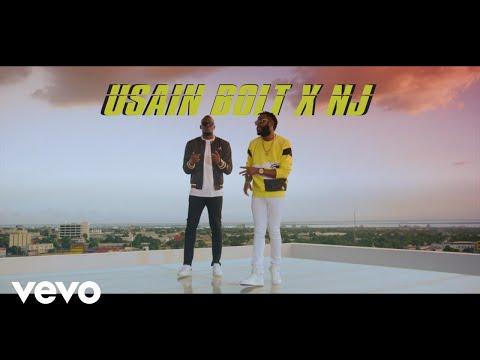Usain Bolt, NJ - Living the Dream (Official Video)