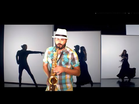 Alejandro Sanz - Deja Que Te Bese ft. Marc Anthony (Sax Cover) [Dan Sax Covers]