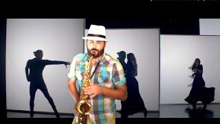 Alejandro Sanz - Deja Que Te Bese ft. Marc Anthony (Sax Cover) [Dan Sax Covers]