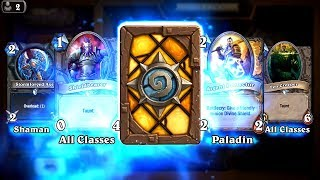Shadow Madness - Classic Hearthstone rare card pack opening
