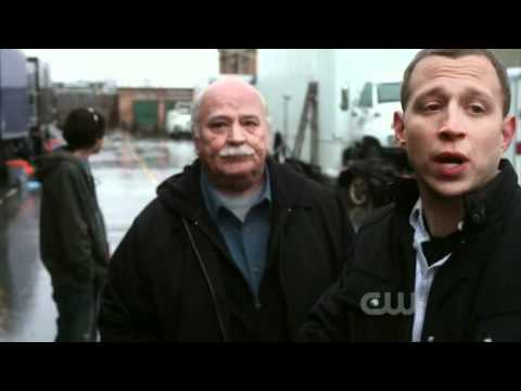 Supernatural: Eric Kripke Capped