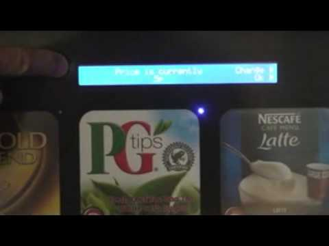 KLIX Vending: Changing The Price Of Drinks