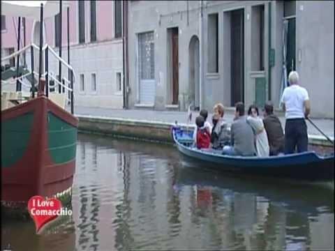 I Love Comacchio - Documentario -  1