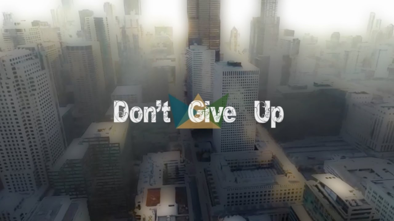 Don't Give Up // Sounds Like Reign (Lyric Video)